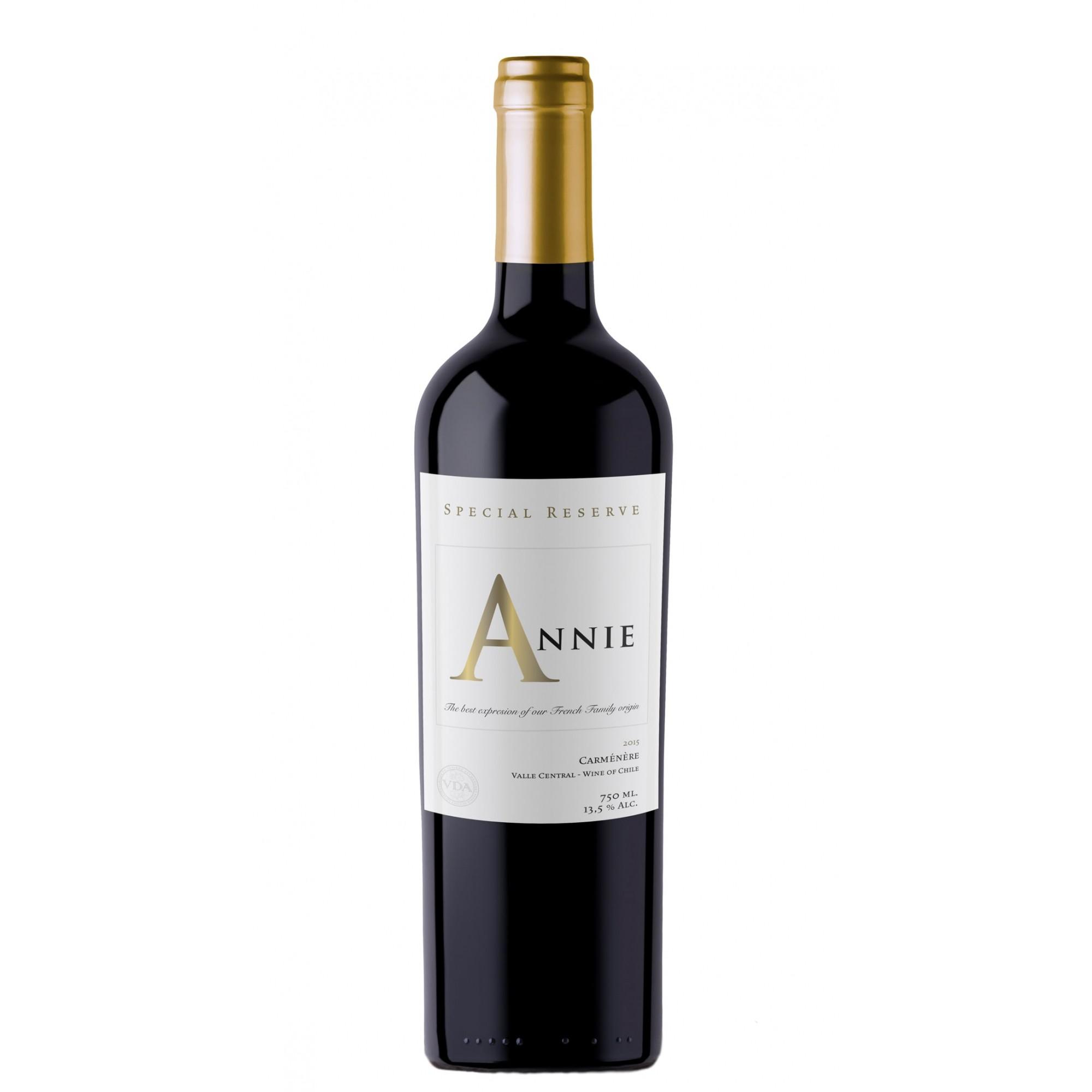 Annie Special Reserve Carmenere