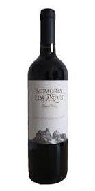Memoria de los Andes Carmenere
