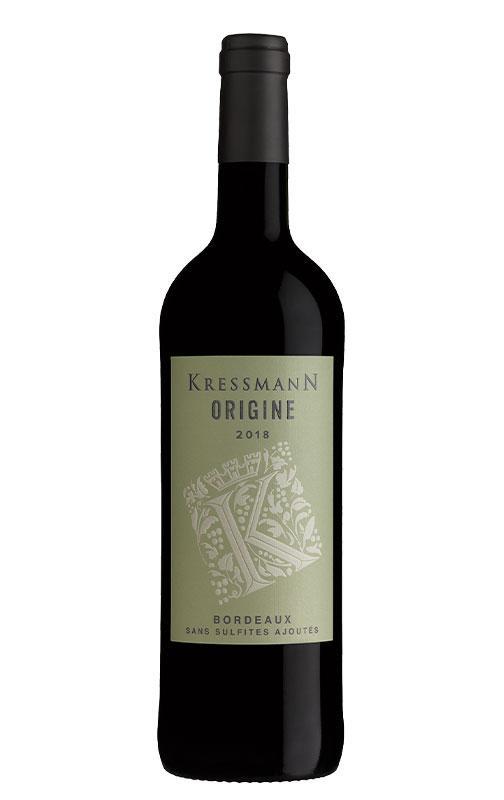 Origin de Kressmann Bordeaux