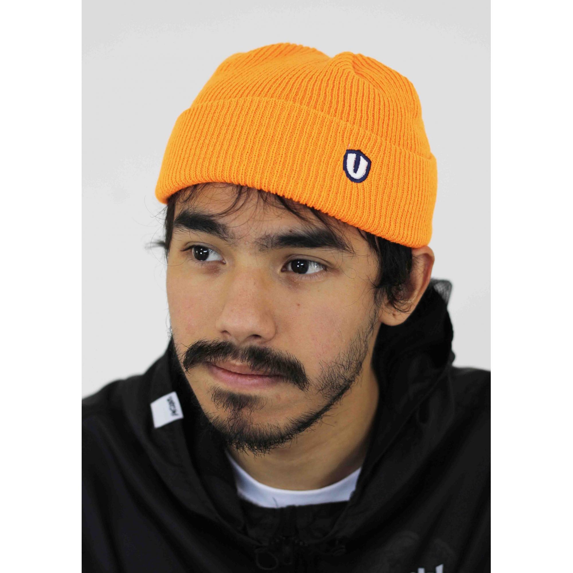 Touca lenhador laranja OG