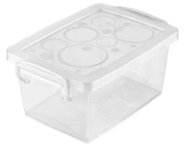MINI ORGANIZADOR COM ALÇA - 400 ML