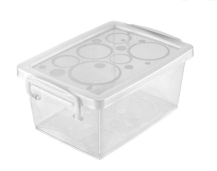 MINI ORGANIZADOR COM ALÇA - 650 ML