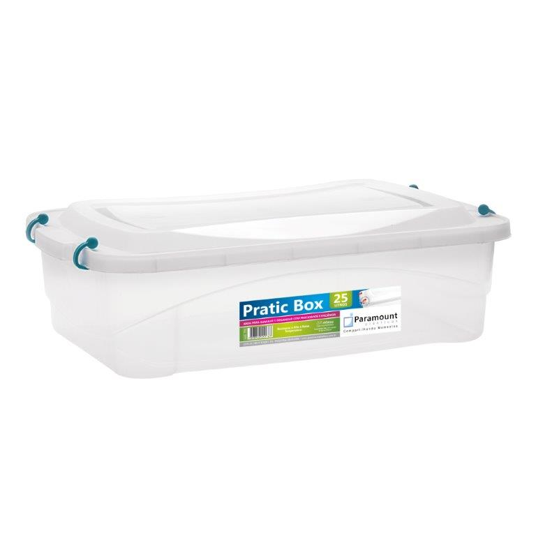 PRATIC BOX 25 LTS 59X38X17 CM
