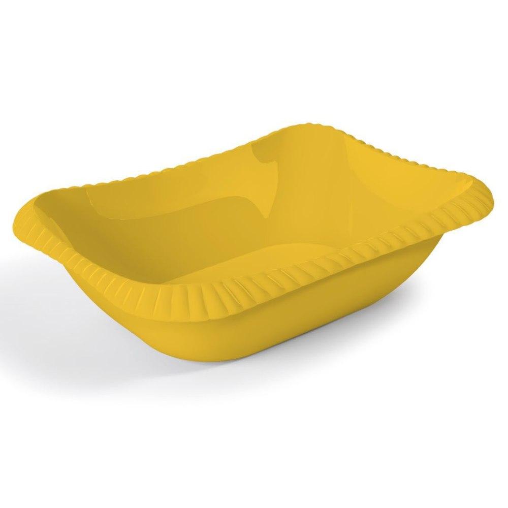 Cesto Fechado UZ - Amarelo