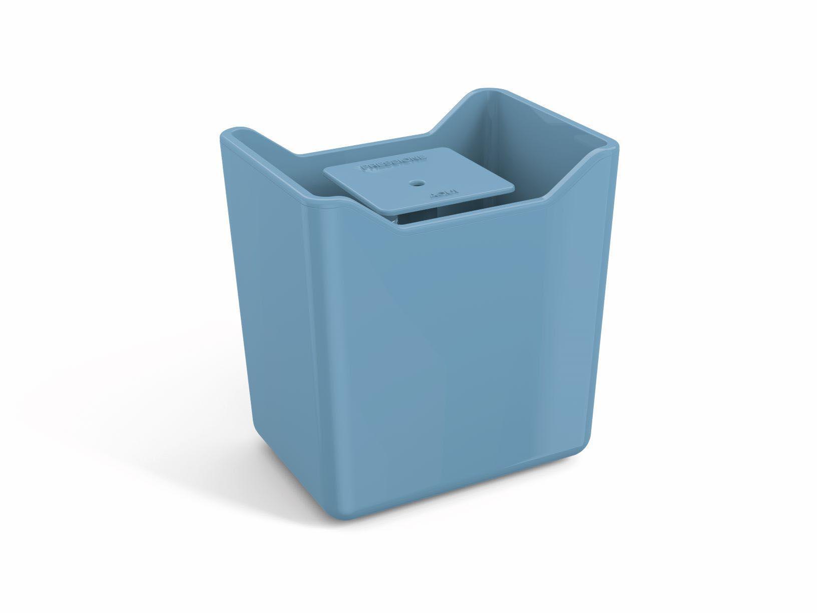 Dispenser Porta Detergente Plástico UZ Azul