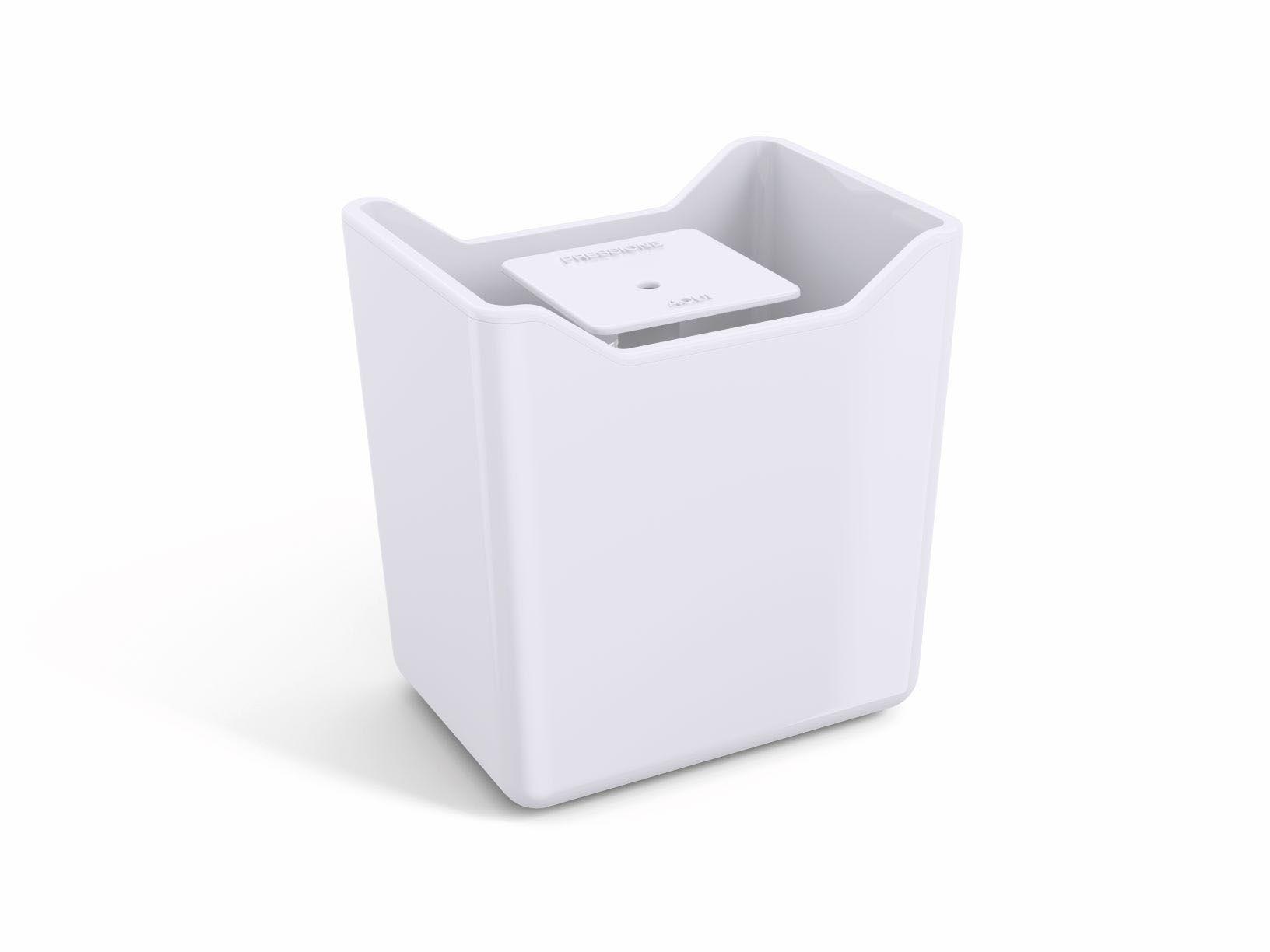 Dispenser Porta Detergente Plástico UZ Branco