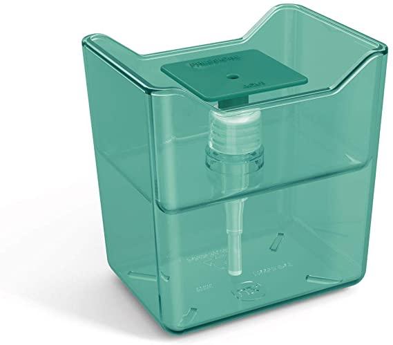 Dispenser Porta Detergente Plástico UZ Verde