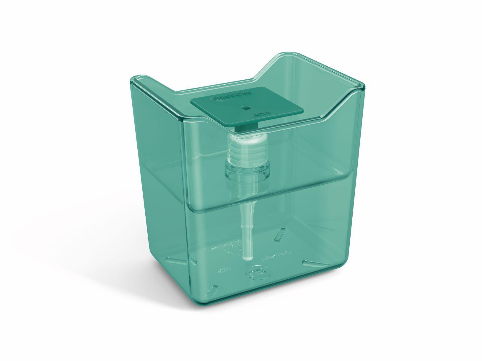 Dispenser Porta Detergente Vision UZ Verde