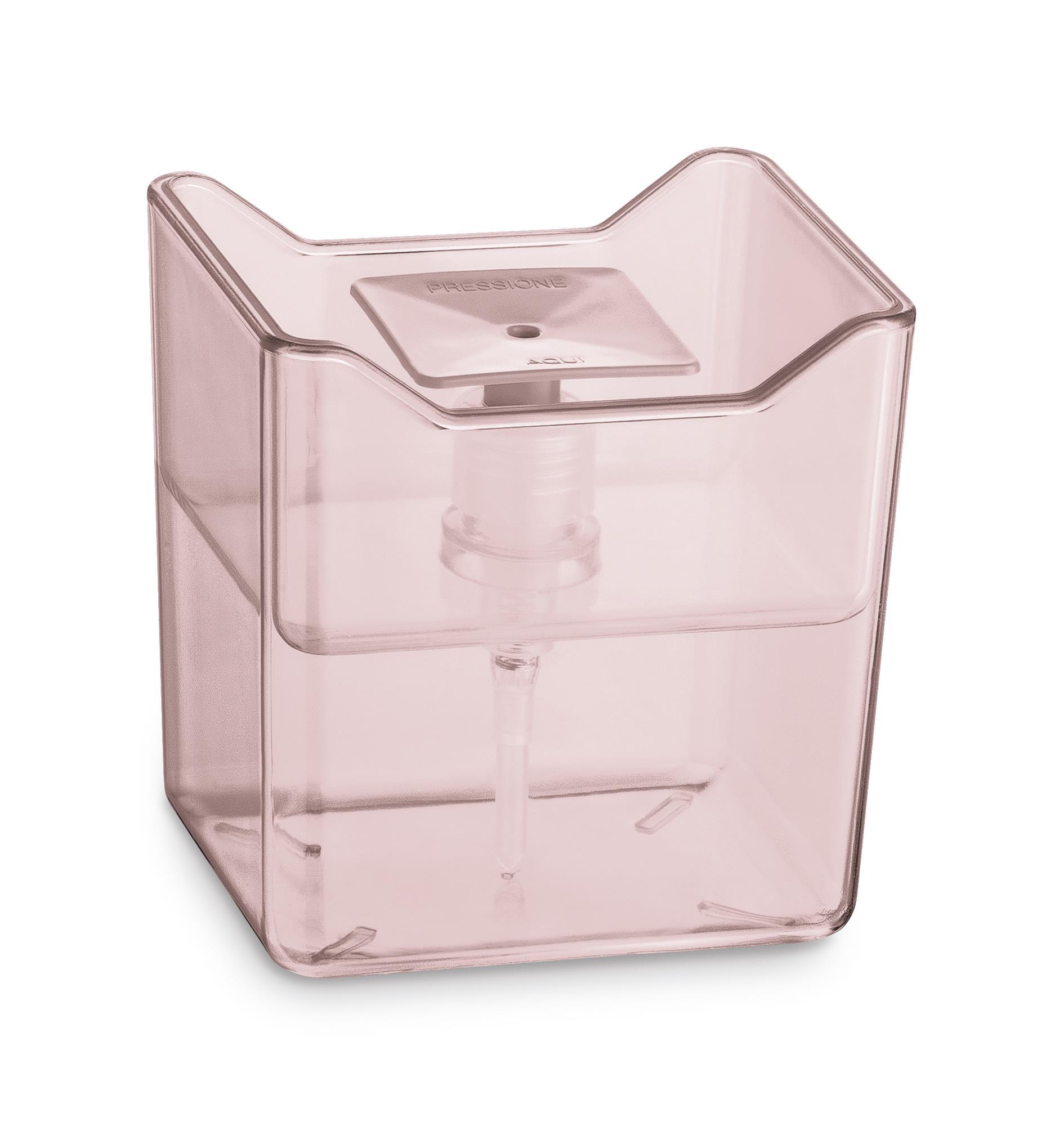 Dispenser Porta Detergente Vision UZ Vermelho