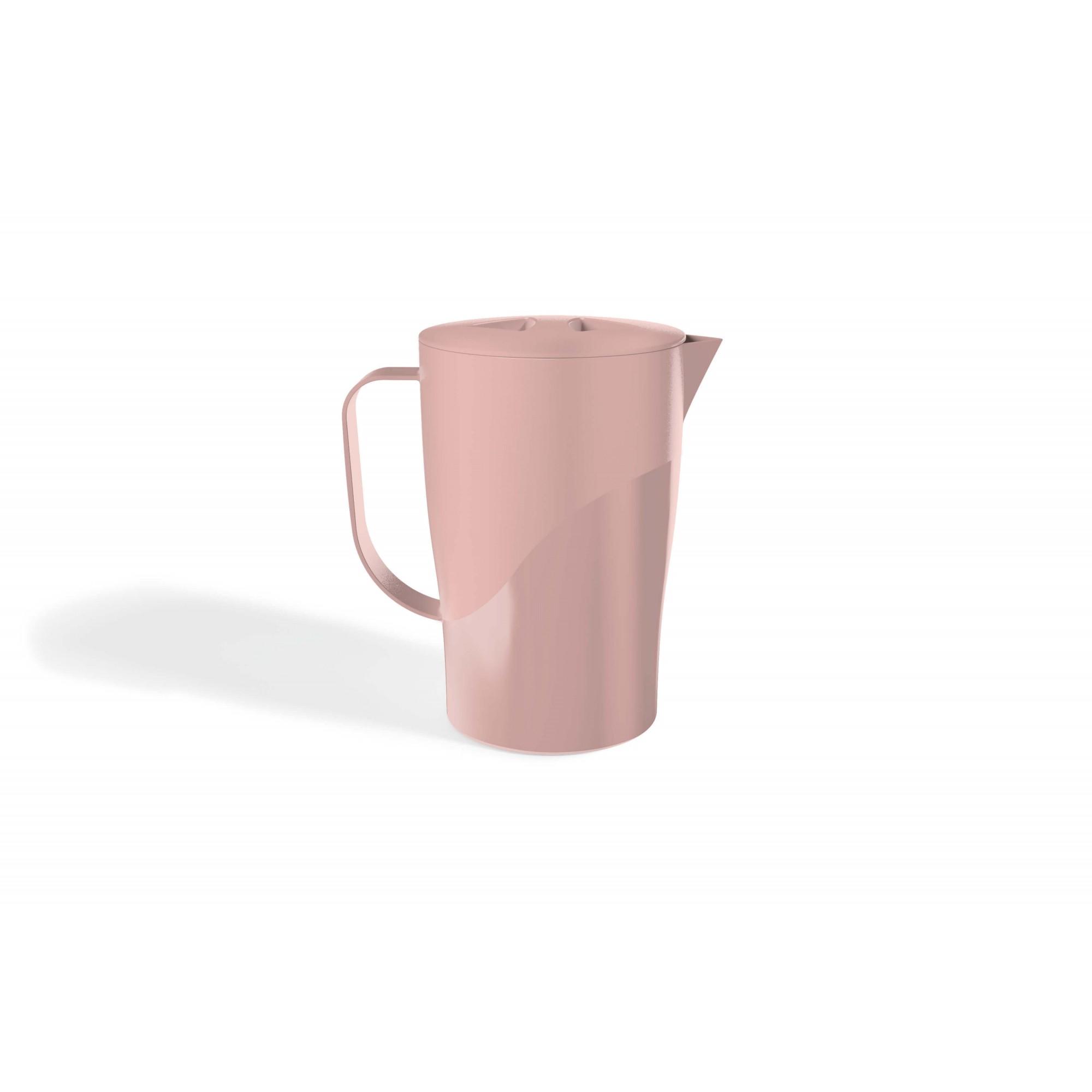 Jarra 2,0 Litros Solido Liso UZ -  Rosa