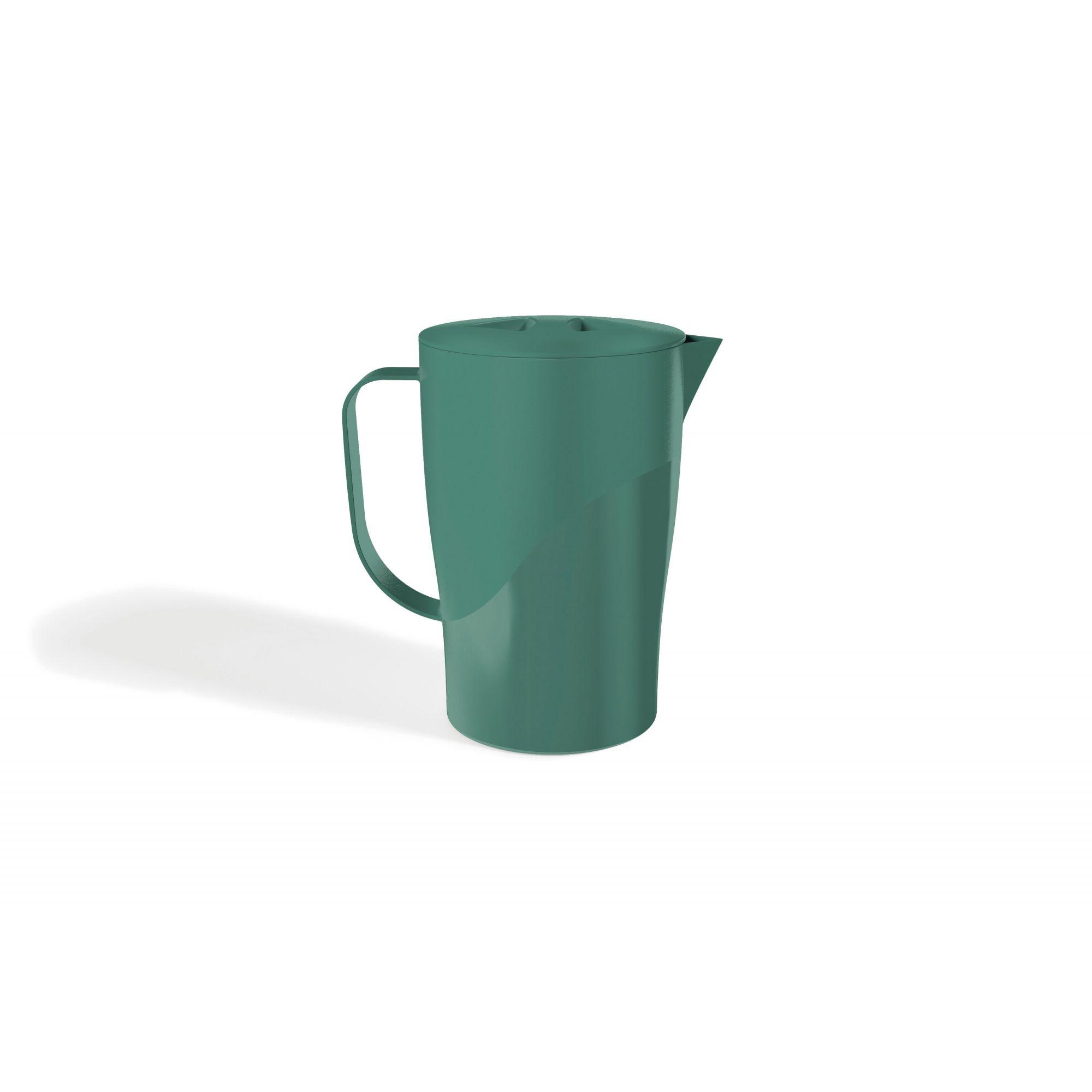 Jarra 2,0 Litros Solido Liso UZ - Verde