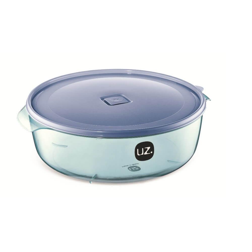 Pote Redondo Premium 5 Litros Vision UZ - Azul