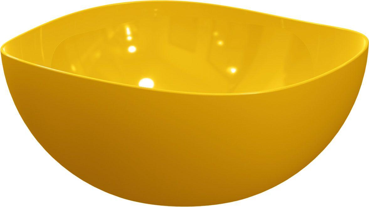 Saladeira 3 Litros UZ - Amarelo