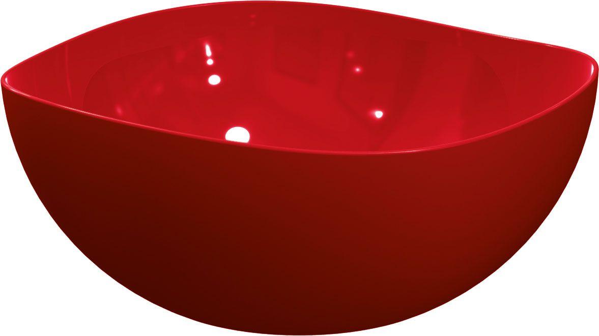 Saladeira 3 Litros UZ - Vermelho
