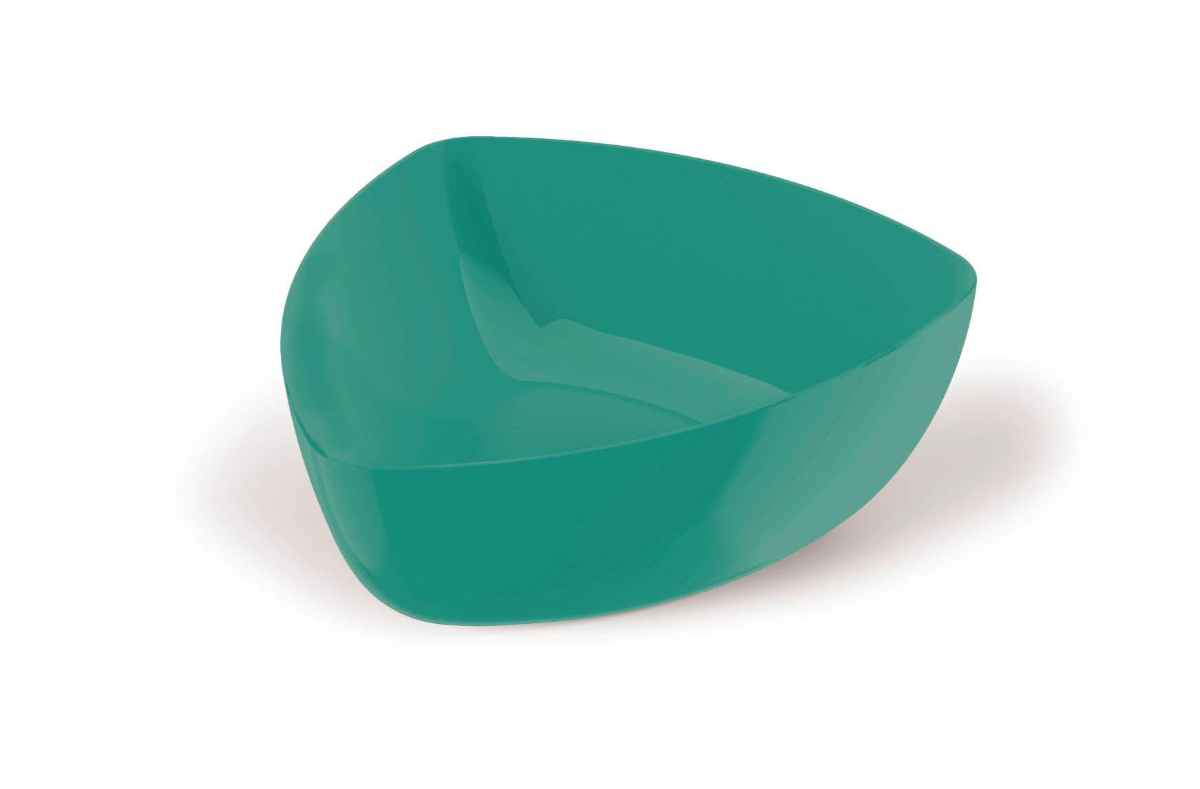 Saladeira 7 Litros Triangular UZ - Verde