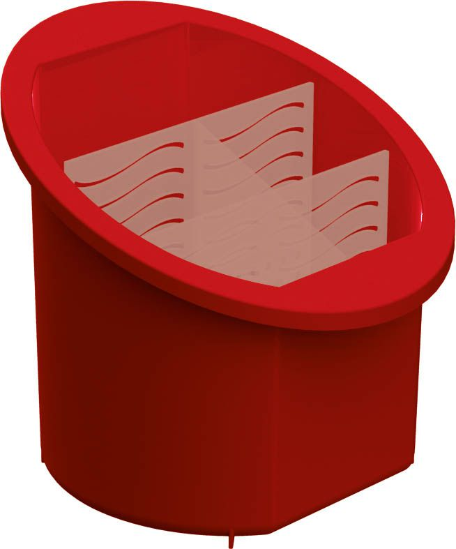 Separador / Organizador UZ - Vermelho