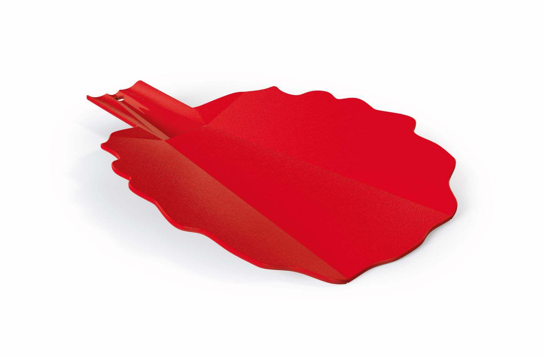 Tábua de Corte Dobrável UZ - Vermelho
