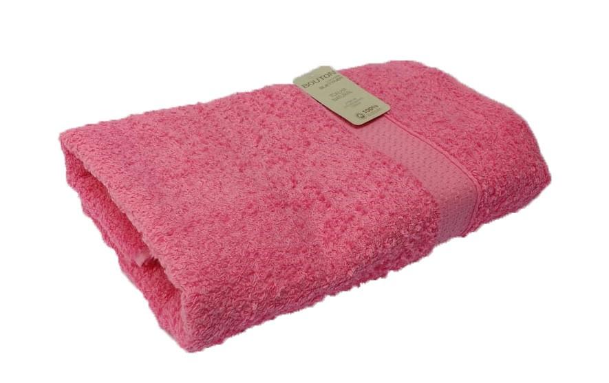 Toalha De Banho Nobre Natural 100% Algodão Bouton Buettner - Pink