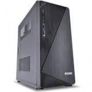 COMPUTADOR ARROBA PLACA MÃE INTEL COM PROCESSADOR EMBUTIDO D1800M MICRO ATX DDR3, MEMÓRIA DDR3 4GB, FONTE 200W, HD SSD 120