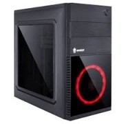 COMPUTADOR ARROBA PROCESSADOR AM4 AMD R3 2200G, PLACA MÃE A320, MEMÓRIA 8GB (2x4) HD 1TB, FONTE 200W
