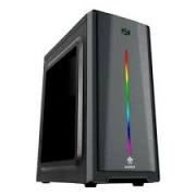COMPUTADOR ARROBA PROCESSADOR I5 9400F, PLACA MÃE H310, PLACA DE VIDEO RX550, MEMÓRIA 16GB (8x2), HD SSD 240GB, FONTE 350W