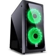COMPUTADOR GAMER ARROBA PROCESSADOR I3 9100F 3.6GHZ, PLACA DE VIDEO GTX 1650, MEMÓRIA 4GB, PLACA MÃE INTEL 1151 H310, FONTE 350