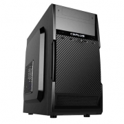 Computador Intel i3 10100, Memória 4GB, SSD 240GB, Fonte 200w