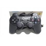 CONTROLE PARA VIDEO GAME P3 COM FIO LOTTUS CT010