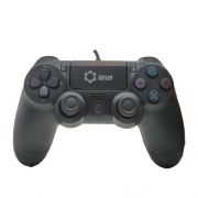 CONTROLE PARA VIDEO GAME P4 COM FIO LOTTUS CT013