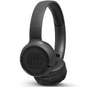 FONE BLUETOOTH JBL TUNE T500BT PURE BASS PRETO