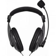 FONE HEADSET P2 GO PLAY FM35 PRETO VINIK