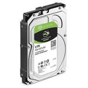HD SATA 6TB SEAGATE BARRACUDA