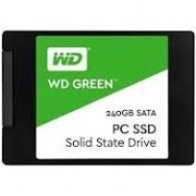 HD SSD 240GB WESTERN DIGITAL GREEN