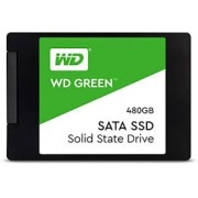 HD SSD 480GB WESTERN DIGITAL GREEN