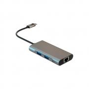 HUB KINGO USB TYPE C 3.0 3USB HDMI TI014