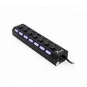 HUB USB 7P KNUP HB T57 2