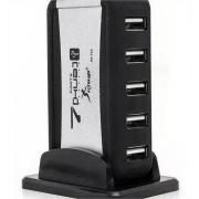 HUB USB KNUP 7P