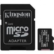 MEMÓRIA MICRO SD 32GB KINGSTON CLAS10