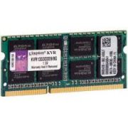 MEMÓRIA PARA NOTEBOOK DDR3 8GB 1333MHZ KINGSTON