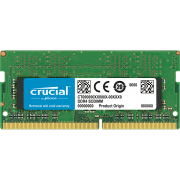 MEMORIA NOTEBOOK DDR4 4GB 2666MHZ CRUCIAL