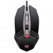 MOUSE GAMER HP USB M270 2400DPI LED PRETO