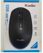Mouse Sem Fio Kingo S350