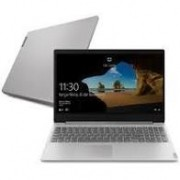 NOTEBOOK LENOVO IDEAPAD S145 CORE I3 8130U 4GB 240SSD 15,6 PRATA