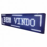 PAINEL DE LED 70X20 BRANCO