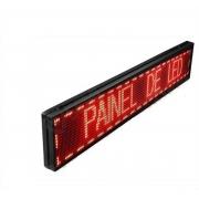 PAINEL LED 100X20 VERMELHO