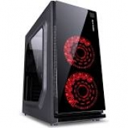 PC SATURNO- HD 1TB, H310, I3-9100F, 8GB (4x2) RX550, FONTE 450W