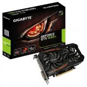 PLACA DE VIDEO GTX1050TI GEFORCE GIGABYTE 4GB GDDR5 128BIT DVI/VGA/HDMI