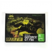 PLACA DE VIDEO KNUP PCI-EXP GT-730 2GB DDR5 128B