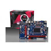 PLACA MÃE  AFOX IH81-MA5  VGA/HDMI/DDR3