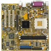 PLACA MÃE (462-DDR-333/266/200) ASUS A7V400-MX SE DDR S/V/R AGP-SATA